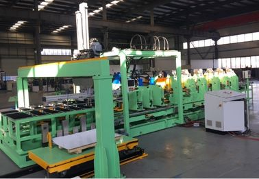 Porcellana Fully Automated Refrigerator Assembly Line For Refrigerator Door Panel / Plate fornitore